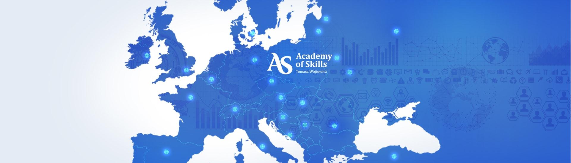Trener Biznesu, Consulting, Oferta szkoleń dla menedżerów, Business English- Academy Of Skills Tomasz Wójtowicz